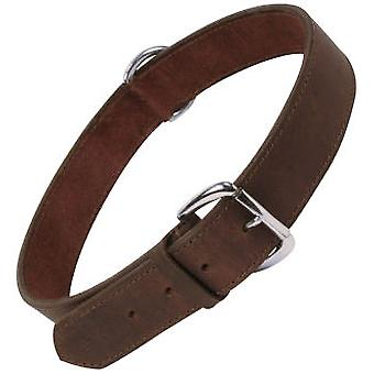 Creaciones Gloria Smooth Collar Brown (Dogs , Collars, Leads and Harnesses , Collars)