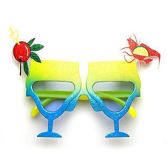 Cocktails Mixgetränk Partyzeit Feier Neuheit Sonnenbrillen
