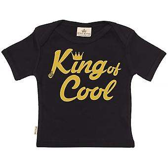Spoilt Rotten King Of Cool Short Sleeve Baby T-Shirt