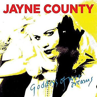 Jayne County - County Jayne-gudinde for Wetdreams [CD] USA import