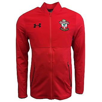 2017-2018 Southampton Stadium Jacket (Red)