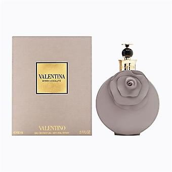 Assoluto myrrhe Valentina de Valentino pour femmes 2.7oz Eau De Parfum Spray