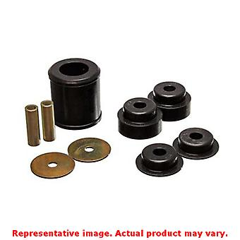 Energy Suspension Differential Carrier Bushing 7.1119G Black Rear Fits:INFINITI