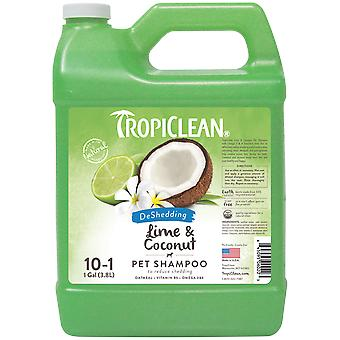 TropiClean Champú Lima y Coco 3,78 L (Dogs , Grooming & Wellbeing , Shampoos)
