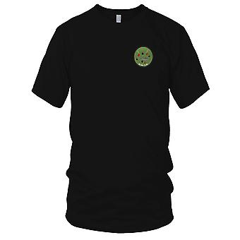US Navy USS S-42 Submarine SS-153 Embroidered Patch - Mens T Shirt