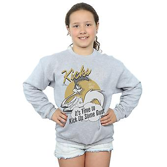 Looney Tunes Girls Road Runner Kicks Sweatshirt