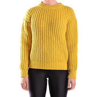 Peuterey women MCBI235144O yellow Wool Sweater