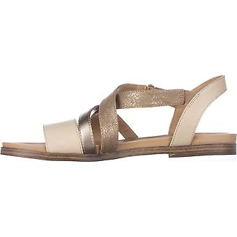 Naturalizer Womens Kandy Open Toe Casual Ankle Strap Sandals