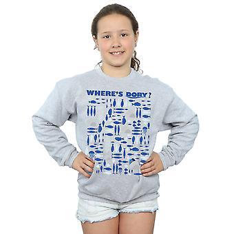 Disney Girls Finding Dory Where's Dory? Sweatshirt