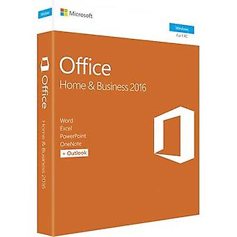 Microsoft Office 2016 Home & Business Full version, 1 license Windows Office package