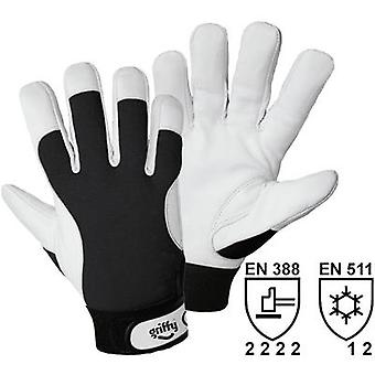 Griffy 1707 Winter mounting gloves Inner hand: Nappa-leather  Back of the hand