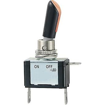 Toggle switch 12 Vdc 30 A 1 x Off/On SCI R13-404AL