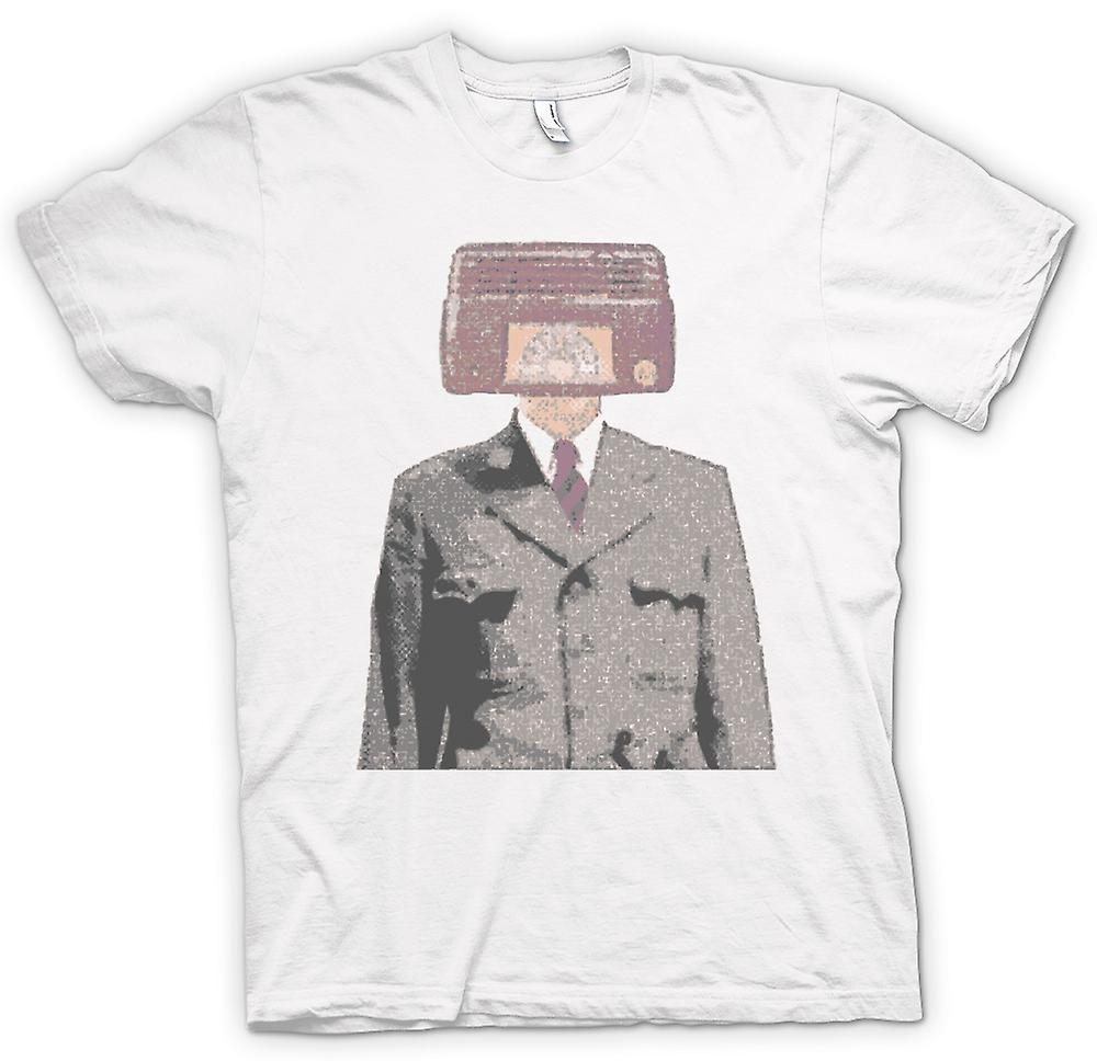 Mens T-shirt - Radiohead - Pop Art - Design