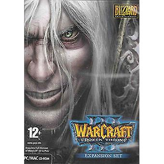 Warcraft III frosne trone Expansion Pack