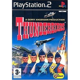 Thunderbirds (PS2) - Factory Sealed