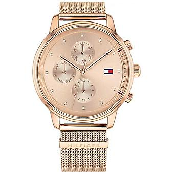 Tommy Hilfiger damas Mujeres's Blake Chronograph Day & Date Display 1781907 Reloj
