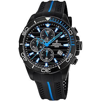 Festina mens watch chronograph F20366/2