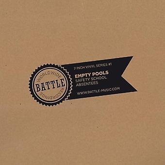 Empty Pools - Battle 7 Iinch Series No. 1 [Vinyl] USA import