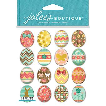 Jolee's Boutique Dimensional Stickers-Easter Egg