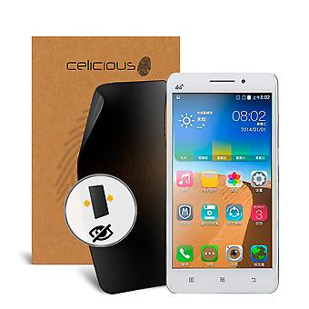 Celicious Privacy 2-Way Visual Black Out Screen Protector for Lenovo A3900
