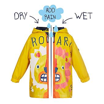 Squidkids Lion Colour Changing Raincoat