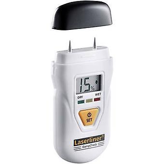 Humedad medidor Laserliner DampCheck gama de medición construcción humedad 0.2 encima de t