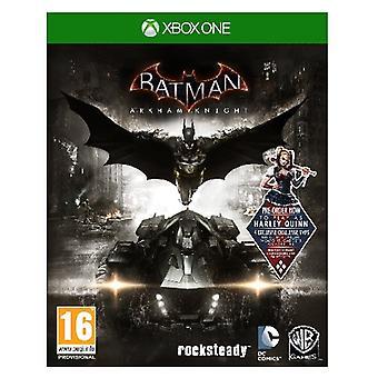 Batman Arkham Knight Xbox Spiel