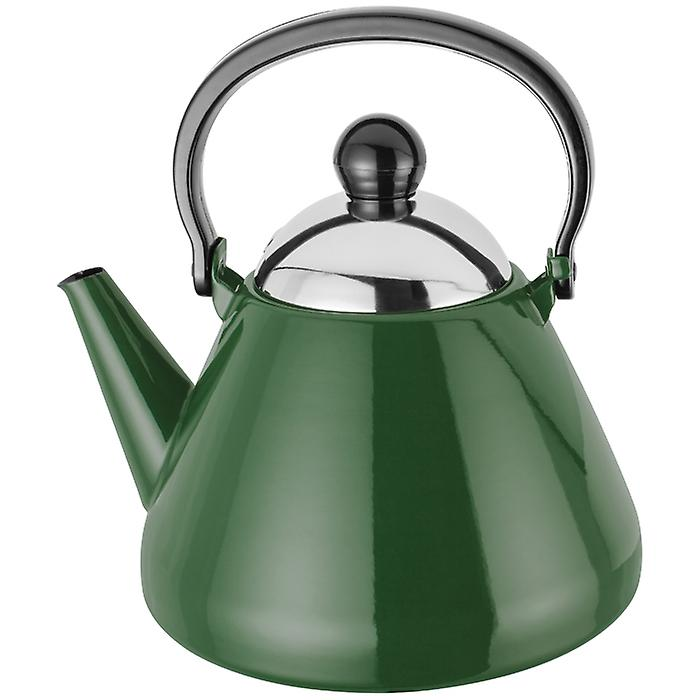 Judge Induction, Green Stove Top Kettle, 1.5 Litre