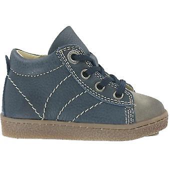 Primigi niños 2417700 MSP 24177 botas de encaje azul