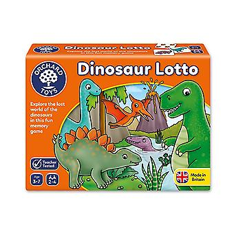 Orchard Toys Dinosaurier Lotto spielen