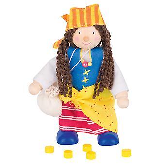 Maison de poupée Doll Pirate Girl