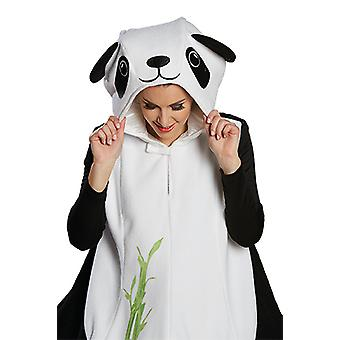 Panda ladies costume Panda bear animal costume Carnival Mardi