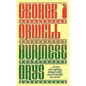 أيام البورمية قبل جورج أورويل-كتاب 9780141395432