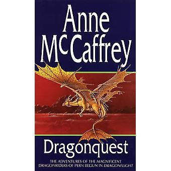 DRAGONQUEST von Anne McCaffrey - 9780552116350 Buch