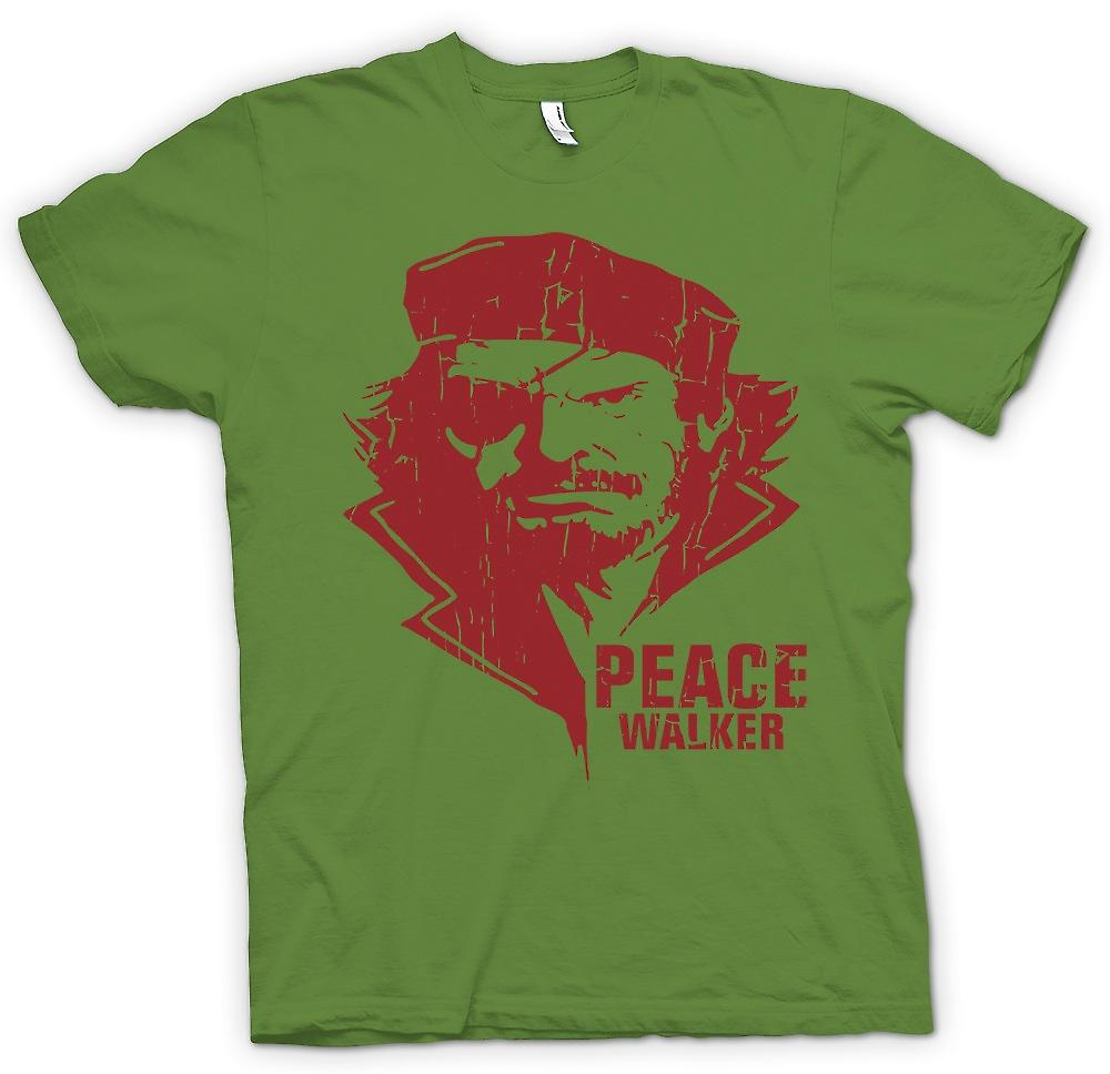 Mens T-shirt - Big Boss - Naked Snake - Gamer Inspired