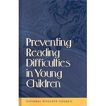 Prevención de dificultades de lectura en los niños pequeños