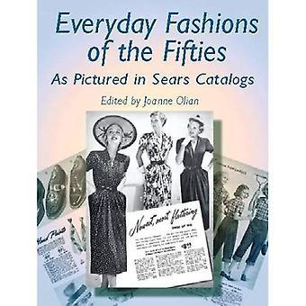 Everyday Fashions of the Fifties (Dover Books on Fashion) (Dover Books on Fashion)