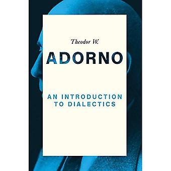 En introduktion til dialektik