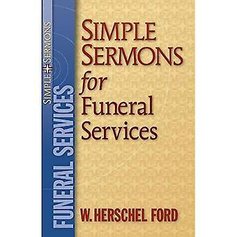 Enkla predikningar för begravningstjänster (enkla predikningar)