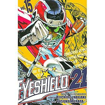 Eyeshield 21: Volume 15 (Eyeshield 21)