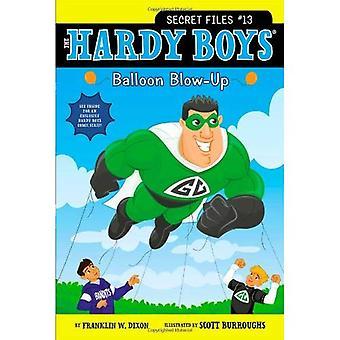 Ballon-Blow-up (Hardy Boys: die geheimen Akten)