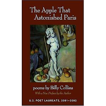 Der Apfel, die Paris erstaunt: Gedichte