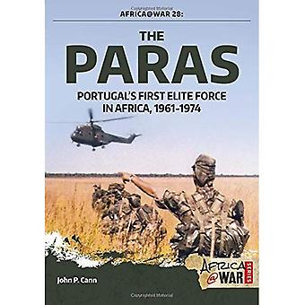 The Paras: Portugal's First Elite Force in Africa 1961-1974 (Africa@War28)
