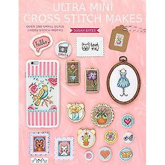 Ultra Mini Cross Stitch Makes