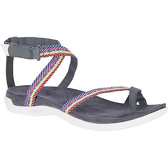 Merrell Womens District Mendi Wrap Adjustable Summer Sandals
