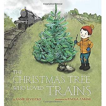 Juletræet, der elskede tog