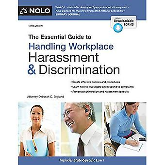 The Essential Guide to Handling Workplace Harassment & Discrimination