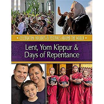 Fastenzeit, Jom Kippur & Tage der Buße