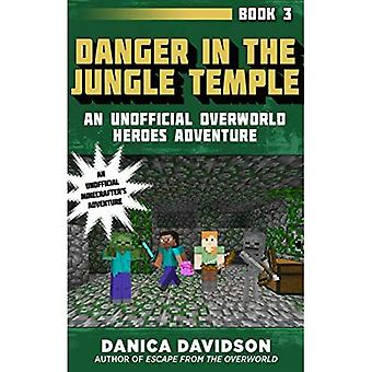 Danger in the Jungle Temple: An Unofficial Overworld Heroes Adventure, Book Three
