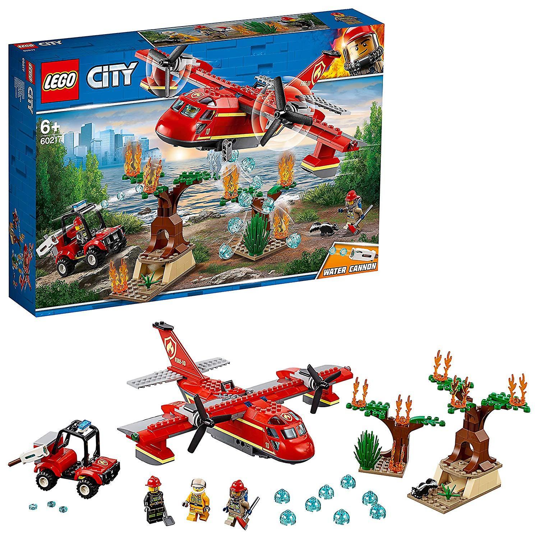 Lego City 60217 Fire Fire Plane